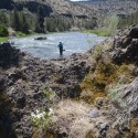 Crooked River Fly Fishing Photos