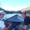 Old and New Friends on the Lower Deschutes
