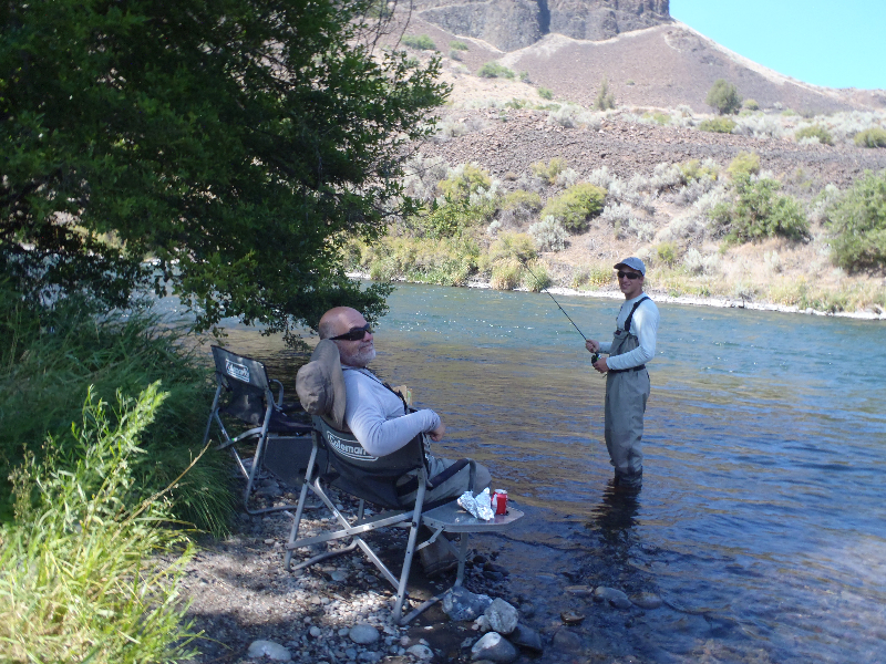 Upper Deschutes River Fly Fishing Guides | Fly Fishing Guides Upper