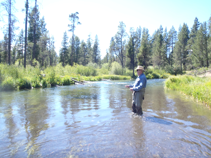 upper deschutes river fly fishing guides fly fishing